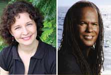 In Chicago: Sonia Choquette, left, and Michael Bernard Beckwith will be among the key presenters at Celebrate Your Life on June 5-7.