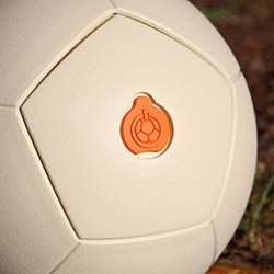 Soccket soccer ball doubles as a kinetic energy power source
