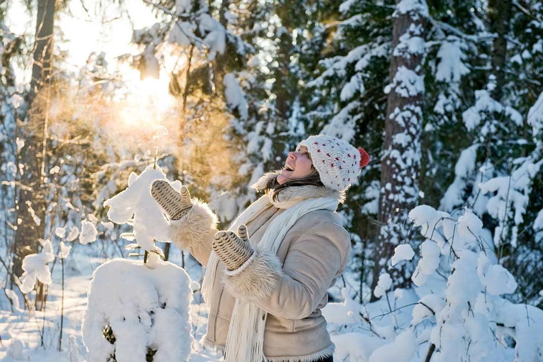 Почему в холодную погоду изо-рта идет пар