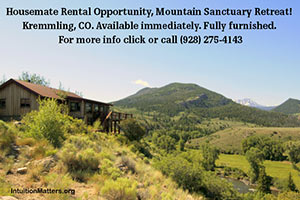 Retreat Opportunity