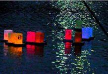 peace lanterns