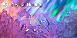 Crystal Healing series with Leah & Ian Somerville