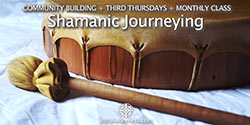 Shamanic Journeying Monthly Class | Pow Wow With Your Animal Guides @ GT Artistry Studio | Minneapolis | Minnesota | United States