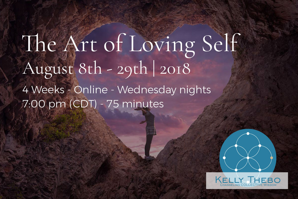 The Art of Loving Self | Online Workshop