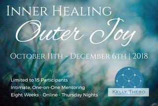 Inner Healing – Outer Joy | ONLINE