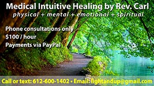 Medical Intuitive Healing