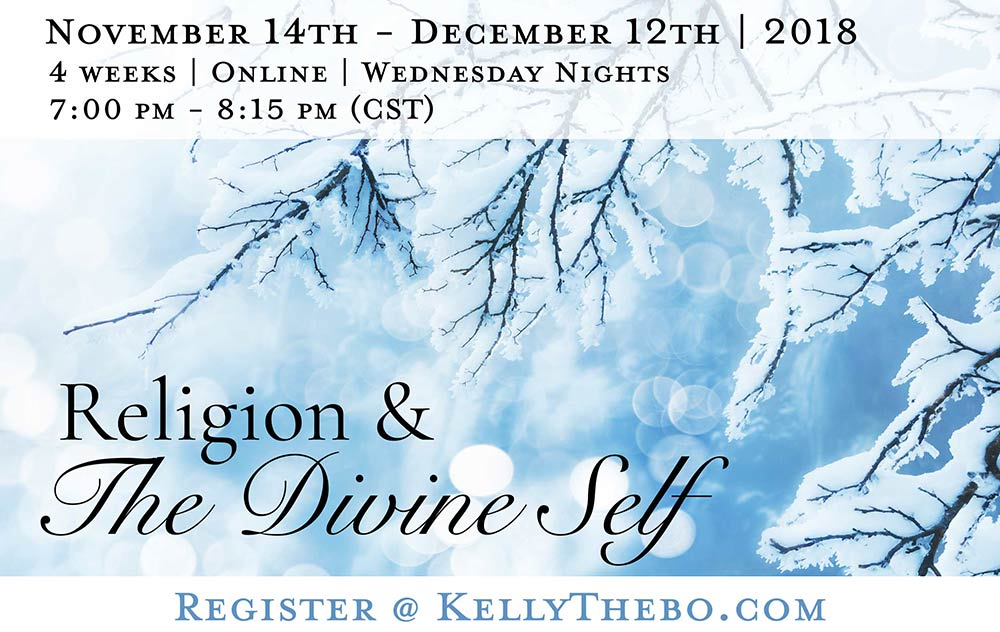 Religion and the Divine Self | Online Webinar Series