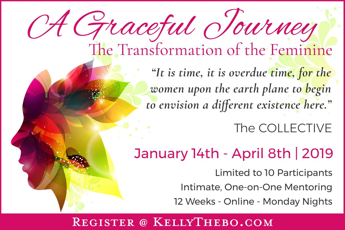 A Graceful Journey: The Transformation of the Feminine