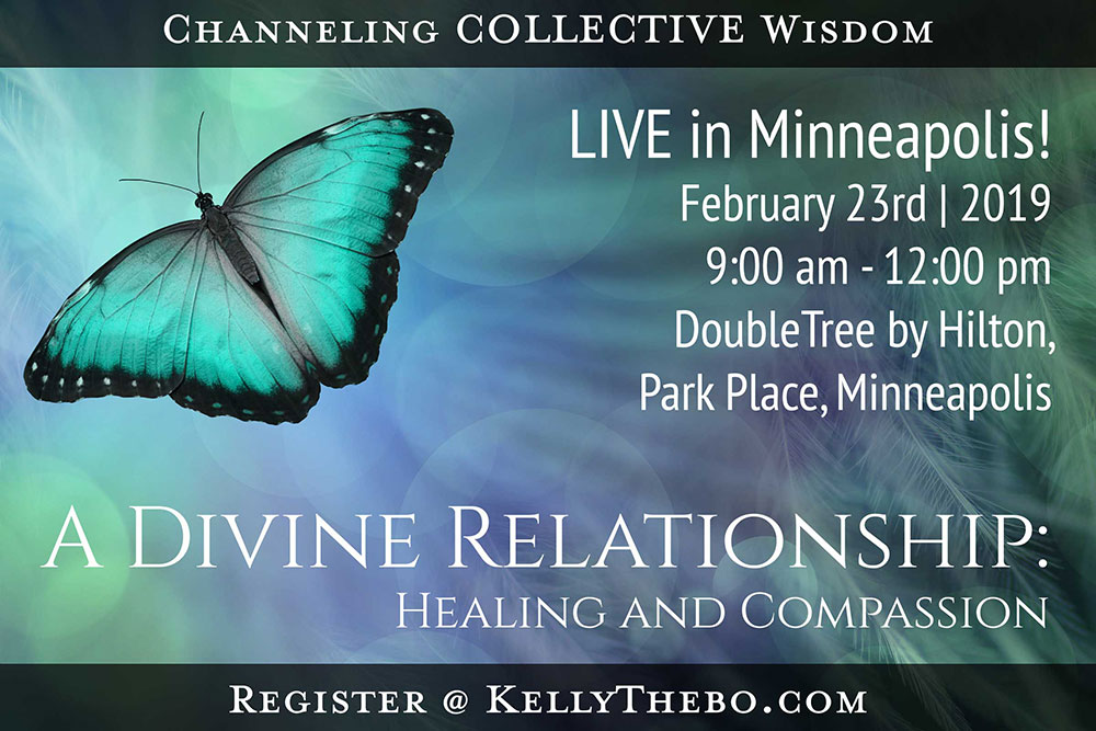 A Divine Relationship: Healing and Compassion | Live @ DoubleTree by Hilton - Minneapolis Park Place | Saint Louis Park | Minnesota | United States