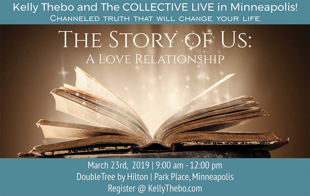 The Story of Us: A Love Relationship | Live @ DoubleTree by Hilton - Minneapolis Park Place | Saint Louis Park | Minnesota | United States