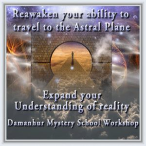 Astral Travel 1 Class