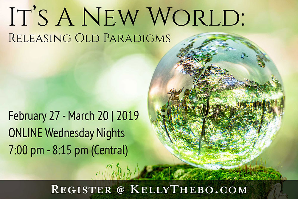 It's a New World: Releasing Old Paradigms | Online Workshop Series