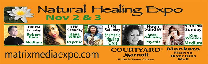 Natural Healing Expo @ Mankato Courtyard by Marriott | Mankato | Minnesota | United States