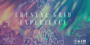 Crystal Grid Experience @ Sacred Space Yoga + Meditation | Minneapolis | Minnesota | United States