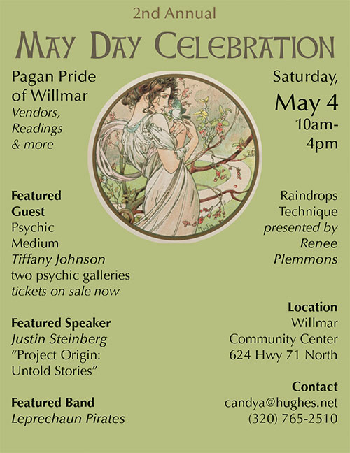 2nd Annual May Day Celebration in Willmar @ Willmar Community Center | Willmar | Minnesota | United States