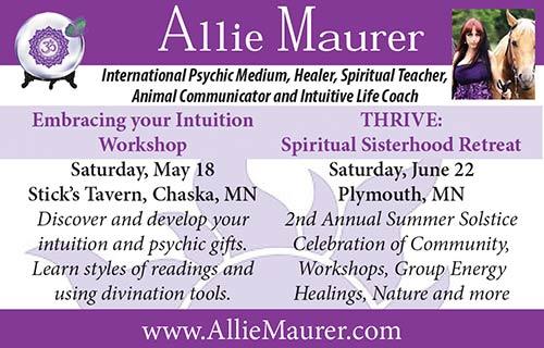 THRIVE: Spiritual Sisterhood Retreat-Mindfulness, Manifestation and Magick @ Clifton E. French Park | Plymouth | Minnesota | United States