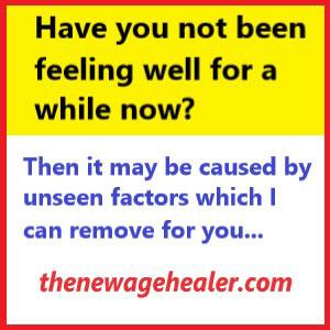 New Age Healer