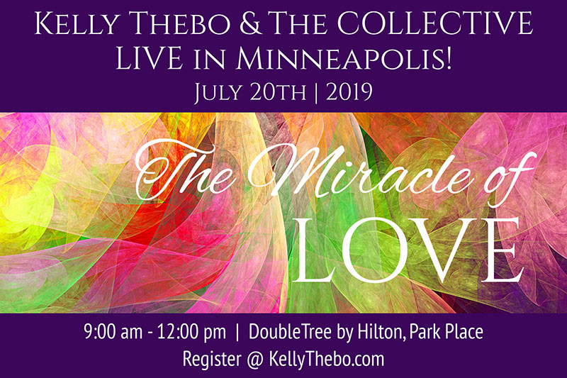 The Miracle of Love | Live in Minneapolis @ DoubleTree by Hilton | Minneapolis | Minnesota | United States