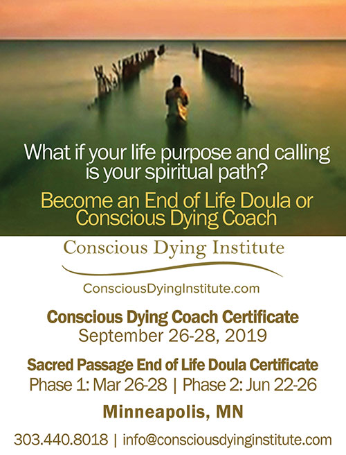Conscious Dying Coach Certificate