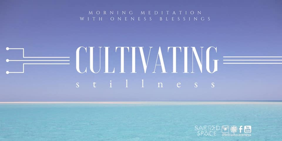 Meditation With Oneness Blessing | Cultivating Stillness @ Sacred Space Yoga + Meditation | Minneapolis | Minnesota | United States