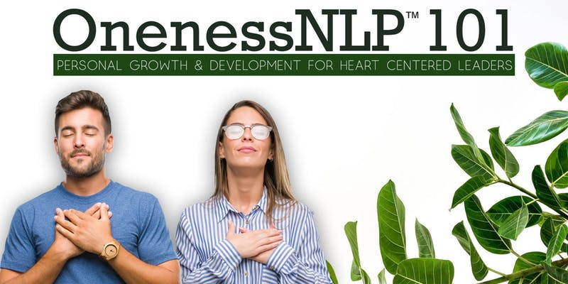 OnenessNLP™ 101 Certificate Course @ IntraAwareness Lifestyle Studio | Minneapolis | Minnesota | United States