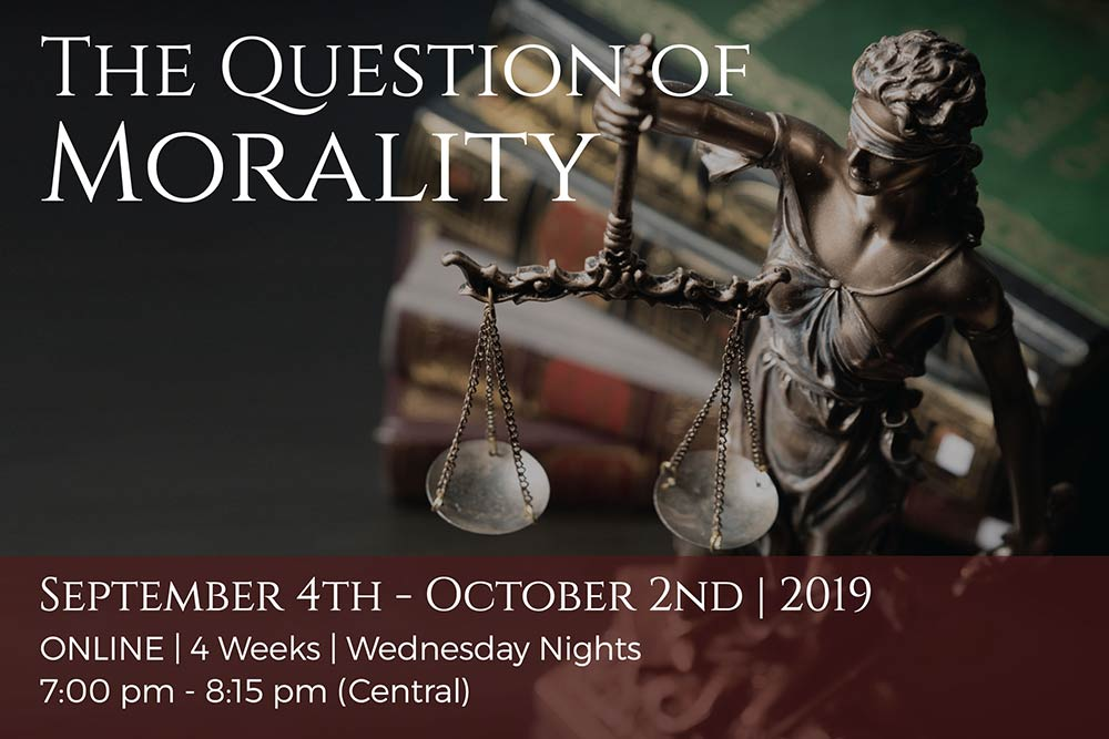 The Question of Morality | Online
