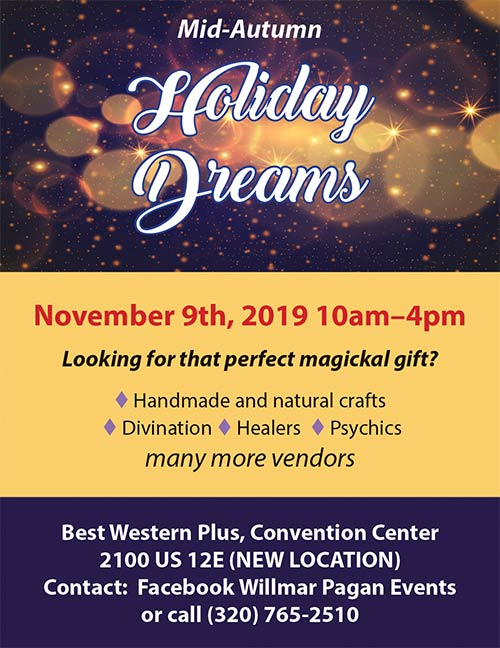 Mid-Autumn Holiday Dreams @ Best Western Plus Convention Center | Willmar | Minnesota | United States