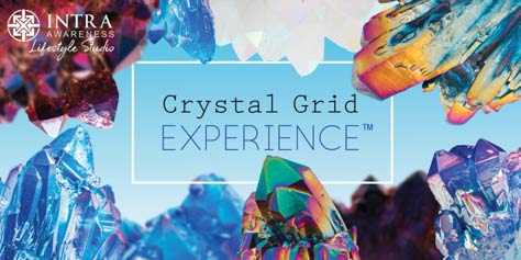 Crystal Grid Experience™ // Monthly Deepening @ IntraAwareness Lifestyle Studio | Minneapolis | Minnesota | United States