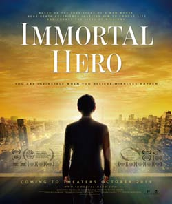 Immortal Hero Film @ Emagine Lakeville 21 | Lakeville | Minnesota | United States