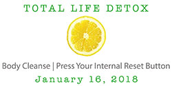 Body Cleanse | Press Your Internal Reset Button @ GT Artistry Studio