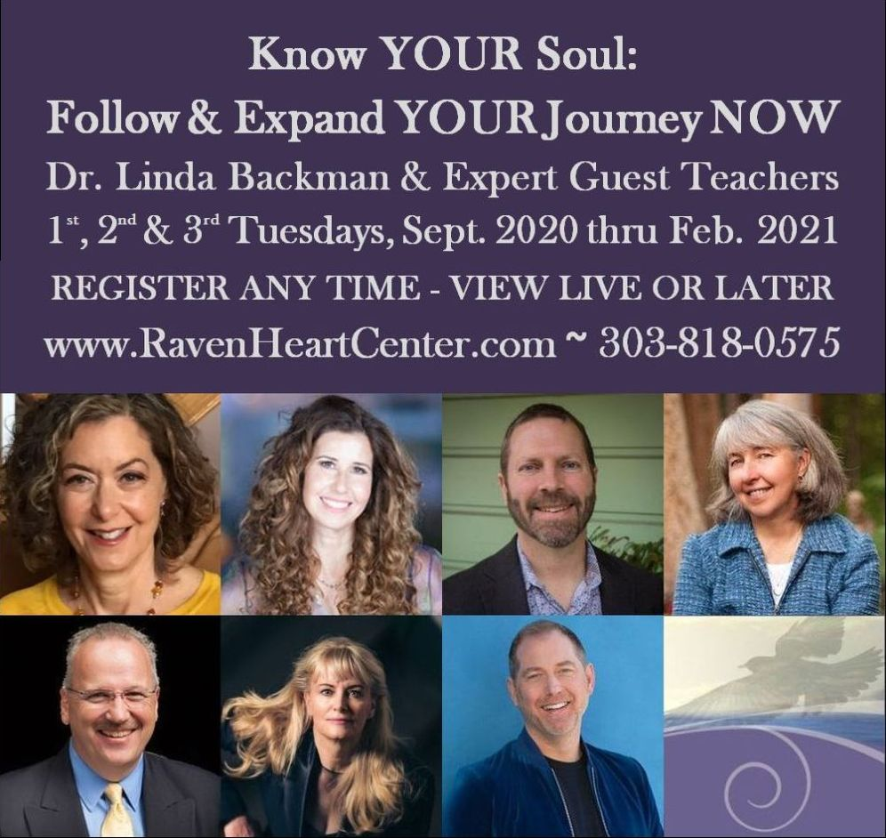 Know Your Soul series with Dr. Linda Backman