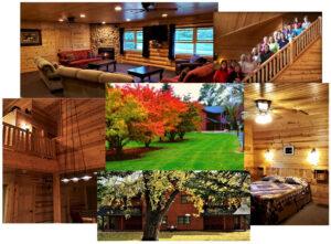 Fall Into Autumn: Being Human Immersion Retreat @ Cedar Valley Resort