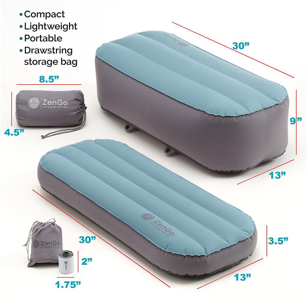 ZenGo meditation yoga mattress dimensions