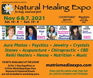 Natural Healing Expo 2021