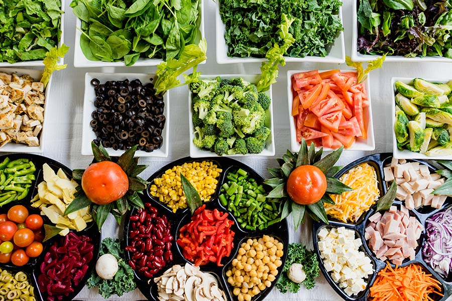 healthy nutrition influences harmony